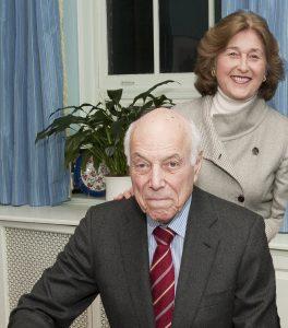 Rheda Becker and Bob Meyerhoff