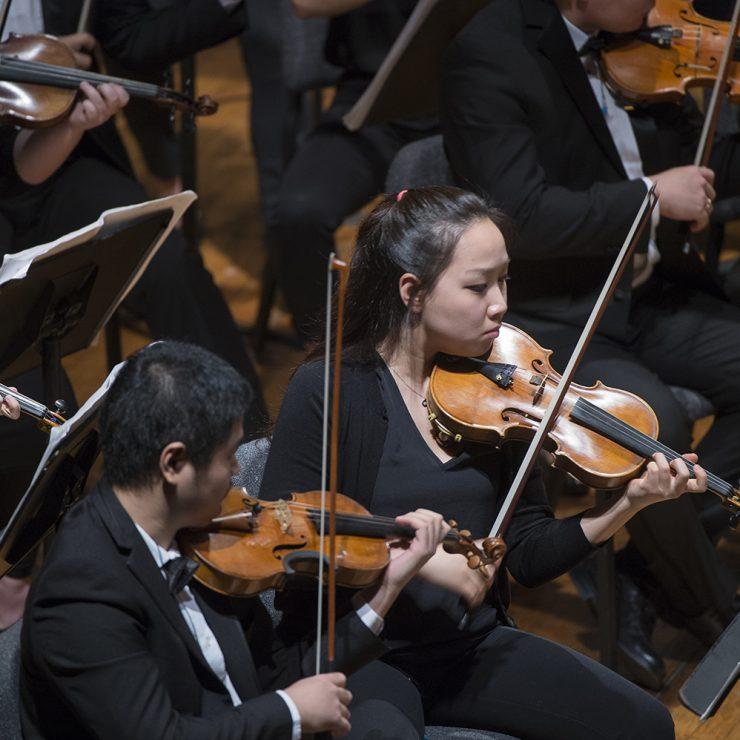 Violin | Peabody Institute