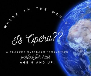 Where in the World is Opera