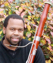 "Renaissance Man  Bryan YoungBassoonist Bryan Young has been a frequent visitor to Peabody over the last several months. An alumnus with an active performance schedule, Young is also an accomplished mobile software designer. He merged both sides of his career when he created and launched Peabody's new mobile phone app last June.  Young, pianist Irina Kaplan, and oboist Vladimir Lande are founding members of the critically acclaimed Poulenc Trio. Recent appearances include the Ravello Festival in Italy, the San Miguel de Allende Festival in Mexico, and the Palaces of St. Petersburg Festival in Russia. Since its first season in 2003, the Trio has commissioned over 20 new works.  In addition to his musical activities, Young travels around the world designing mobile software for Intertwine Systems, a company he founded in 1999. Intertwine was recently awarded a large grant by the state of Maryland to develop iPad-based medical software for cardiologists, in collaboration with the University of Maryland and futurist Alvin Toffler. Young has also known individual success. He recently appeared on the front page of the Baltimore Business Journal as a ""mobile software entrepreneur to watch."" An avid sailor, Young is co-owner and chief technology advisor to SailTime, the world's largest fractional sailing company.  At Peabody, Young studied bassoon with Linda Harwell, receiving his B.M. in 1996. He then went to Yale, where he studied with Frank Morelli. A winner of the Gillet-Fox International Bassoon Competition, Young has performed as soloist with the Baltimore Symphony Orchestra and the National Symphony Orchestra. The Washington Post wrote that his playing ""dances with a lightness and grace uncommon for his instrument,"" and The Baltimore Sun has praised his ""particularly beautiful playing, technical agility, and understated elegance."" Young serves as the principal bassoonist of the Baltimore Chamber Orchestra and is a member of the IRIS Orchestra in Memphis.  One of Young's key interests is teaching young chamber musicians to approach music making with an entrepreneurial spirit. With the Poulenc Trio, he has created a Chamber Music Entrepreneurs residency program that the Trio will unveil during an upcoming 20-city tour of the United States. The program will teach young professional musicians not just about commissioning and fundraising but also about the commitment and creativity needed to keep 21st-century audiences engaged. ""I credit a lot of my success to the time I spent at Peabody, and I'm keen on helping to build audiences for its next generation of musicians."" says Young.  Whether he's performing in Europe, designing state-of-the-art medical software, or enabling the sailing dreams of boat enthusiasts around the world, Young is certainly keeping busy. It was thrilling to work with such a creative entrepreneur in designing the Peabody app and we are grateful that he carved out time for us."