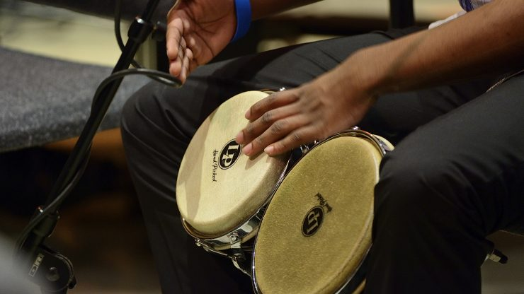 Peabody Latin Jazz Ensemble   Peabody Institute