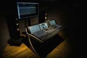 Recording Arts sound board