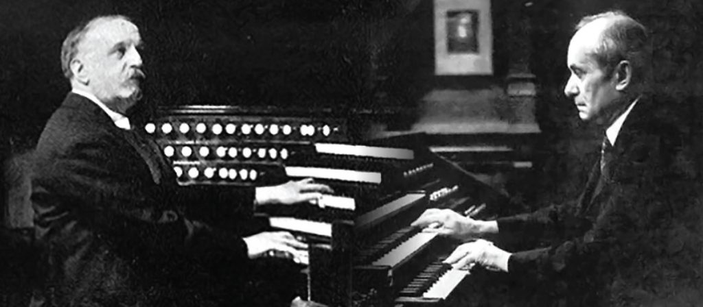 Vierne and Tournemire