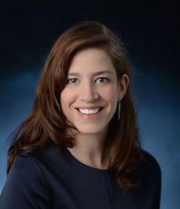 Headshot of Courtney R. Rowe